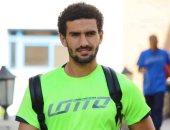 محمد عواد حارس مرمى منتخب مصر و الإسماعيلى