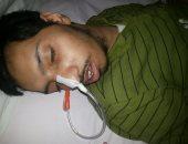 الشاب أحمد محمد