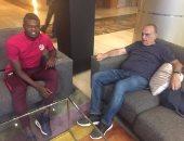 مدرب غانا وتوماس لاعب اتلتيكو مدريد