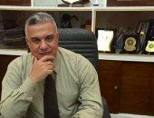 الدكتور مجدى حجازى وكيل وزارة الصحة بالإسكندرية