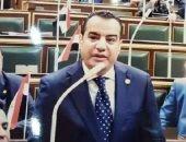 النائب أحمد إدريس وكيل لجنة السياحة والطيران المدنى بالبرلمان