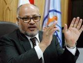 الدكتور ابراهيم الهدهد رئيس جامعة الازهر السابق