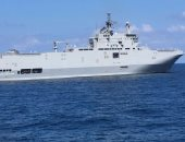 الميسترال أنور السادات قادرة على الإبحار 90 يوما