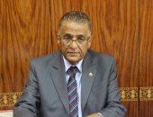 إبراهيم شاهين وكيل النقابة العامة للمعلمين