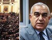 اللواء أسامة أبو المجد عضو لجنة الدفاع والأمن القومي بمجلس النواب