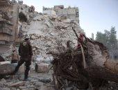 الدمار فى سوريا