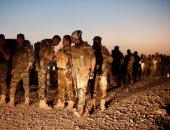 عناصر من البيشمركة الكردية
