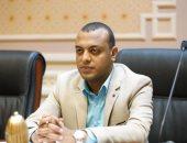 النائب عمرو أبو اليزيد عضو مجلس النواب