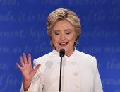 المرشحة الديمقراطية هيلارى كلينتون