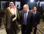 ابو ريدة ورئيس الاتحاد العربى