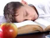 قلة نوم الطفل تؤدى إلى اضطرابات سلوكية - أرشيفية
