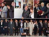 وزير الثقافة يكرم أبطال ونجوم حرب أكتوبر