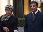 سومان داس وزوجته