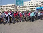 مهرجان الدراجات الأول بالفيوم
