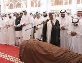مراسم تشييع جثمان الأمير خليفة (1)
