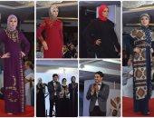 أول عرض أزياء للمحجبات فى مصر