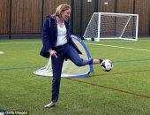 وزيرة الرياضة البريطانية