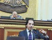 عمرو الجوهرى وكيل لجنة الشئون الاقتصادية بالبرلمان