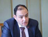 المهندس أحمد سمير رئيس لجنة الصناعة بمجلس النواب