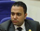 النائب أحمد زيدان أمين سر لجنة الاتصالات وتكنولوجيا المعلومات