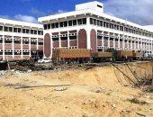 جامعة العريش أرشيفية