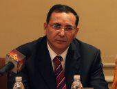 أحمد الزينى رئيس جمعية نقل البضائع بدمياط
