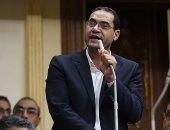 النائب خالد هلالى عضو لجنة الصحة بمجلس النواب