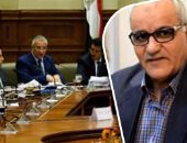ممدوح الحسينى ولجنة الإدارة المحلية