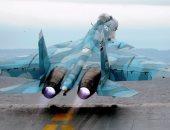 مقاتلة سوخوى روسية