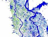 نقص مساحات المياه فى العالم