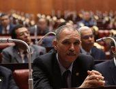 رضا البلتاجى عضو مجلس النواب