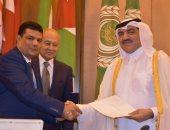 الجامعة العربية يكرم المنظمة المتحدة الوطنية لحقوق الانسان