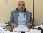 الدكتور سامى سعد نقيب العلاج الطبيعى