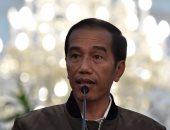 الرئيس الإندونيسى جوكو ويدودو