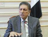 اللواء سعد الجمال رئيس لجنة الشئون العربية