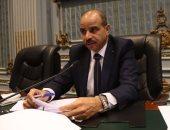 هشام الشعينى رئيس لجنة الزراعة