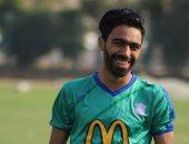 حسين الشحات لاعب مصر المقاصة