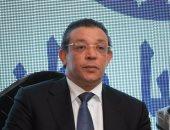 حازم عمر رئيس حزب الشعب الجمهورى