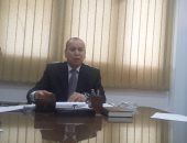 الدكتور إسماعيل عبد الحميد طه محافظ دمياط