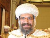 الأنبا أنجيلوس الأسقف العام لشبرا الشمالية
