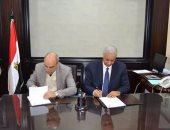 الدكتور عصام الكردى رئيس جامعة الإسكندرية