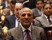 النائب محمد الحسينى عضو لجنة الإدارة المحلية بالبرلمان