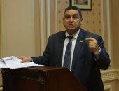 النائب محمد العقاد عضو مجلس النواب