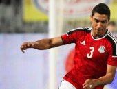 رامى ربيعه لاعب منتخب مصر و الأهلى