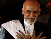 الرئيس الأفغانى محمد أشرف