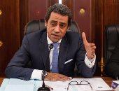 النائب مصطفى الجندى عضو مجلس النواب