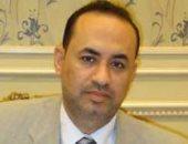 النائب أحمد رفعت عضو مجلس النواب عن حزب المصريين الأحرار