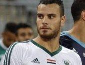 أحمد جمعة لاعب المصرى