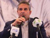 طاهر أبو زيد وزير الرياضة السابق