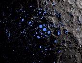 سطح القمر - صورة أرشيفية